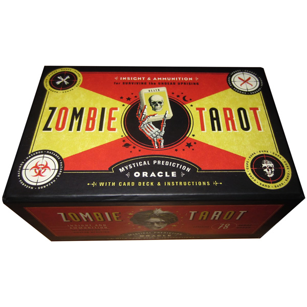 Zombie Tarot 9