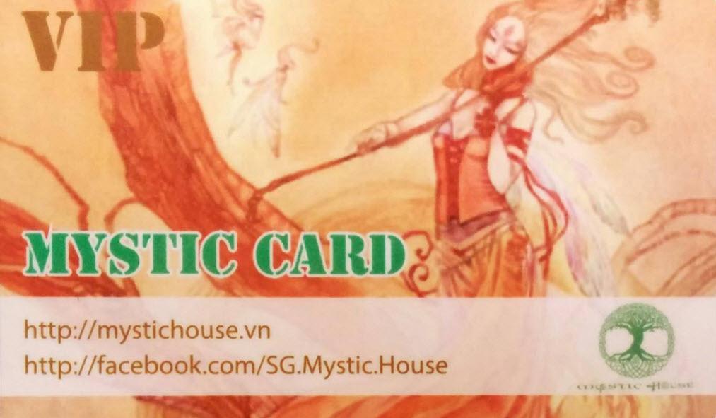 Thẻ Mystic Card VIP