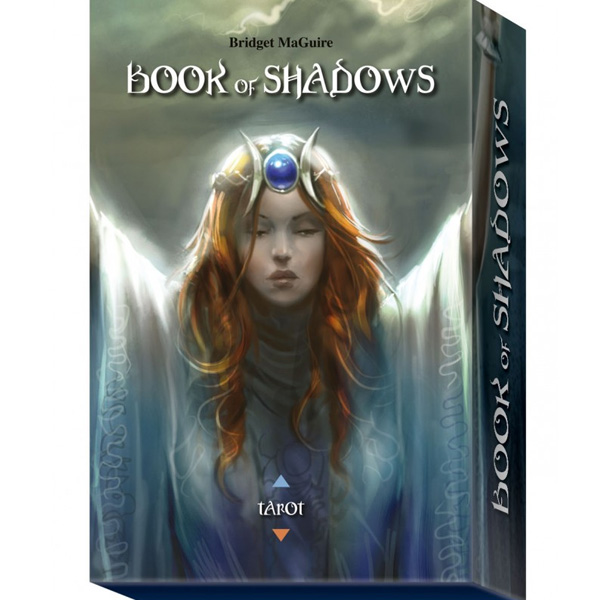 Book of Shadows Tarot - Bookset Edition 34