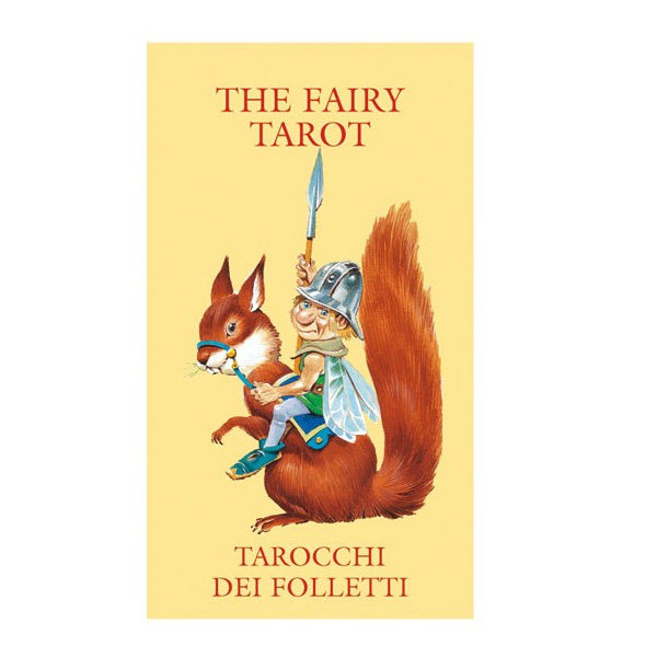 Fairy Tarot - Pocket Edition 38