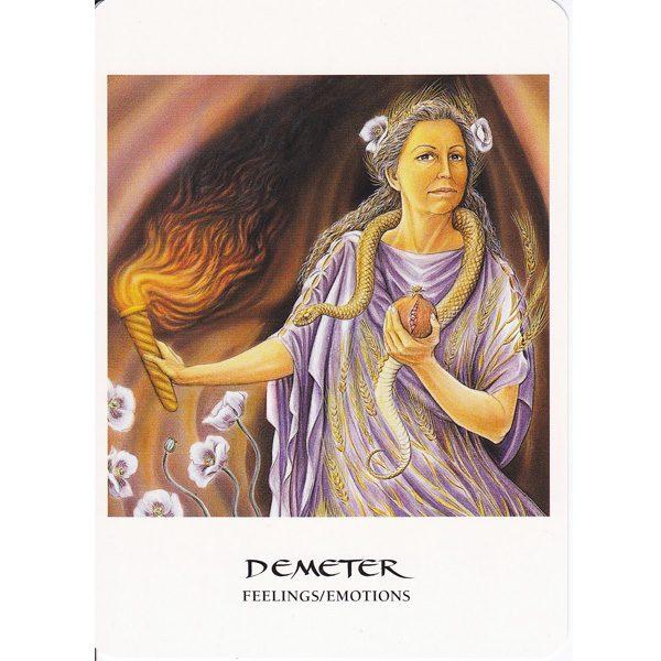 Goddess Oracle Deck & Book Set 2
