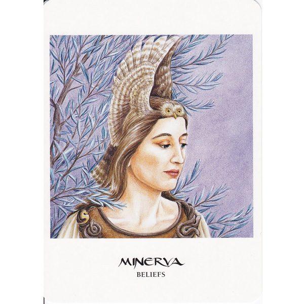 Goddess Oracle Deck & Book Set 3