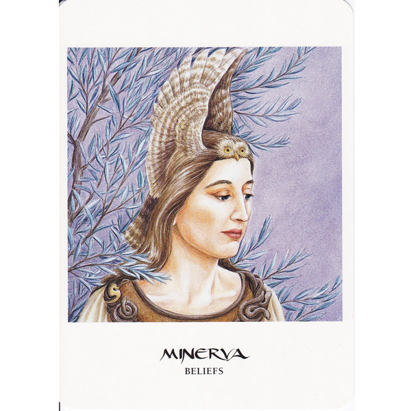 Goddess Oracle Deck & Book Set 3