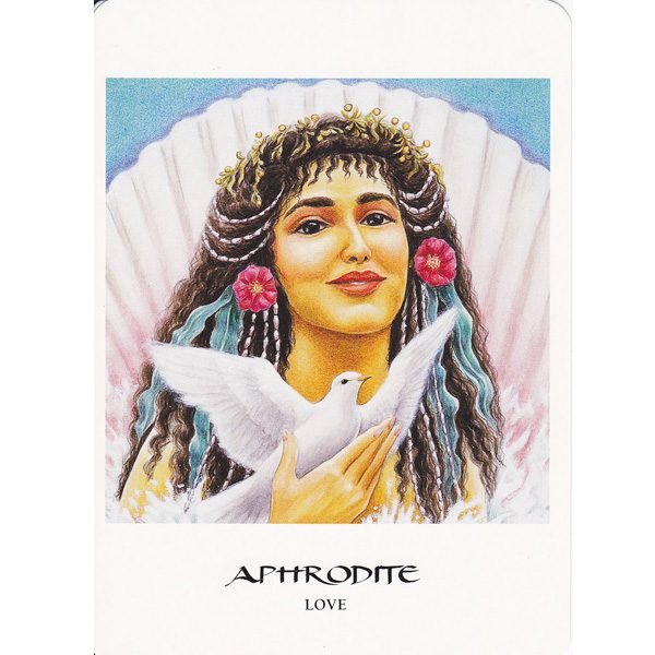Goddess Oracle Deck & Book Set 5