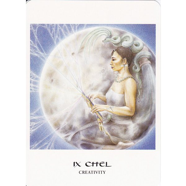Goddess Oracle Deck & Book Set 8