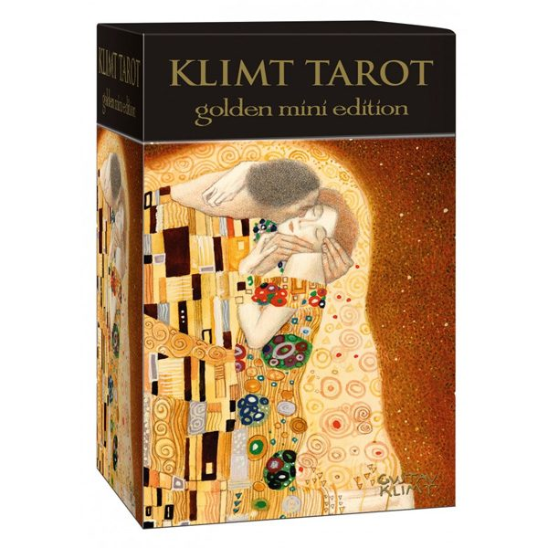 Golden Tarot of Klimt – Pocket Edition