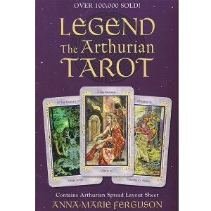 Legend: The Arthurian Tarot - Bookset Edition 34