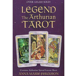 Legend: The Arthurian Tarot - Bookset Edition 36