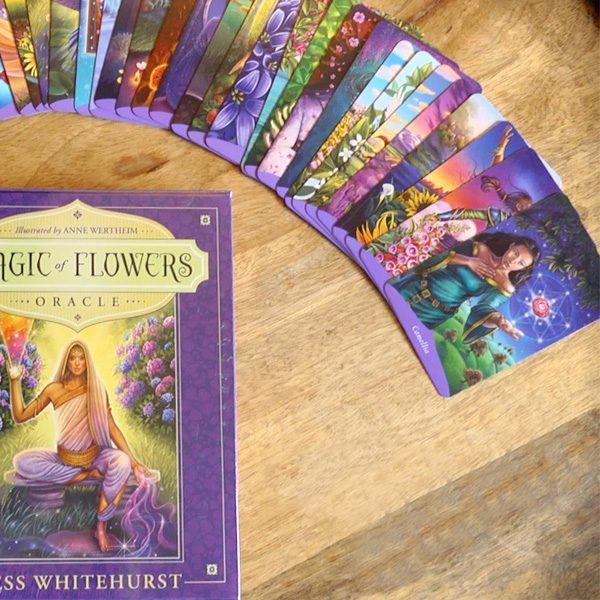 Magic of Flowers Oracle 5