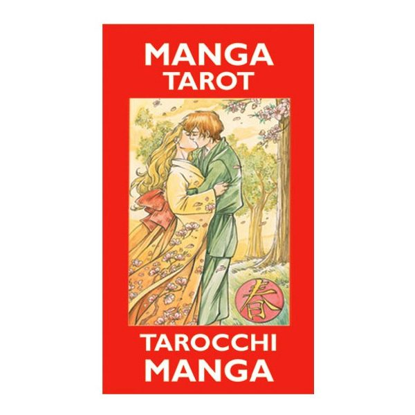 Manga Tarot – Pocket Edition