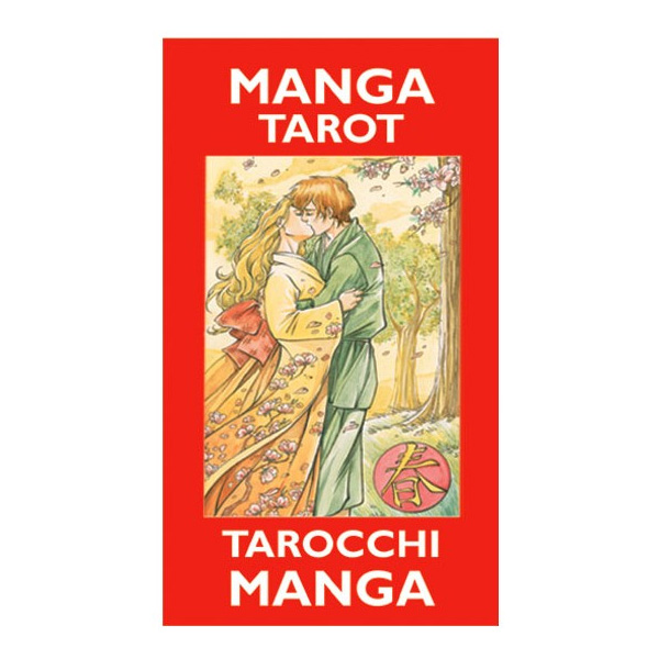 Manara: Erotic Tarot - Pocket Edition 1