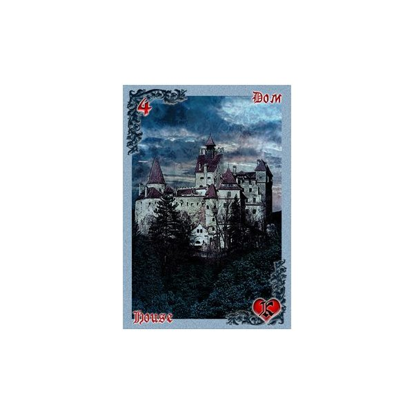 Mysteries of the Old Castle Gothic Lenormand 3