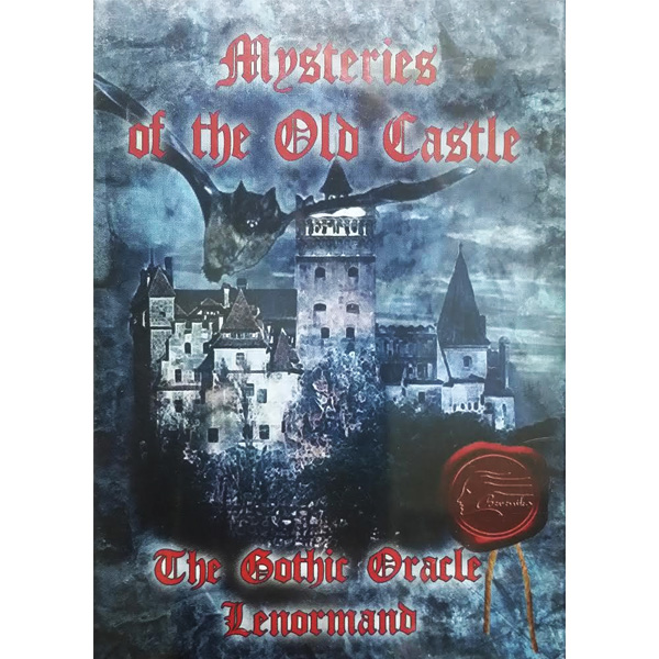 Mysteries of The Old Castle - The Gothic Lenormand Oracle 26