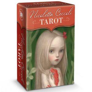 Nicoletta Ceccoli Tarot - Mini Edition 8