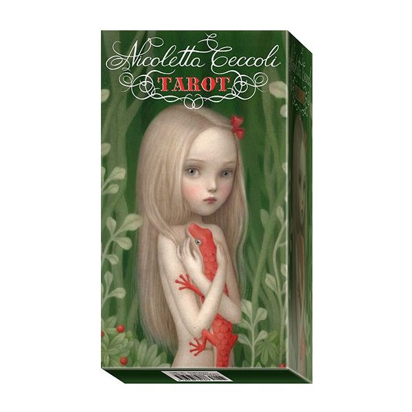 Nicoletta Ceccoli Tarot – Pocket Edition