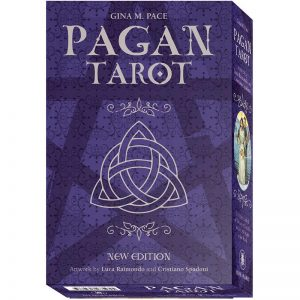 Pagan Tarot - Bookset Edition 6