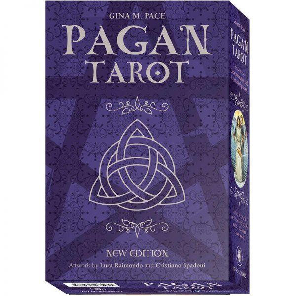 Pagan Tarot – Bookset Edition 2