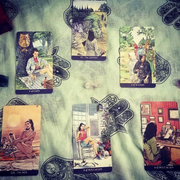 Pagan Tarot – Bookset Edition 5