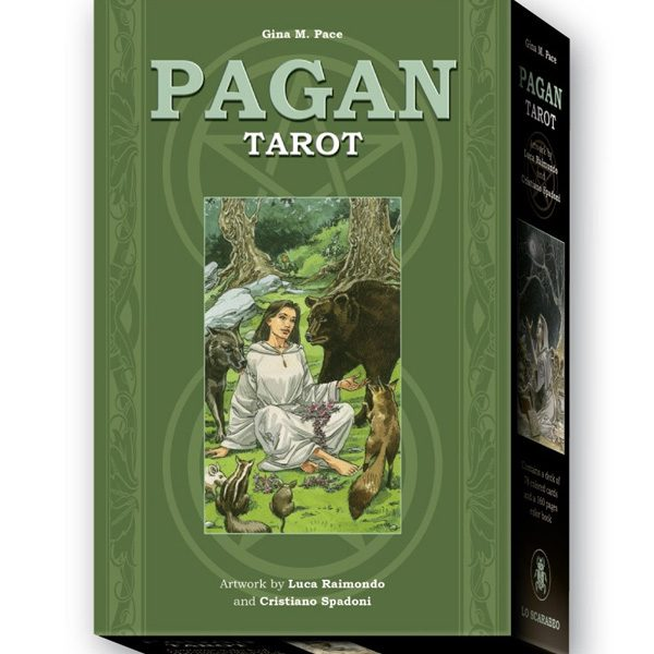 Pagan Tarot – Bookset Edition