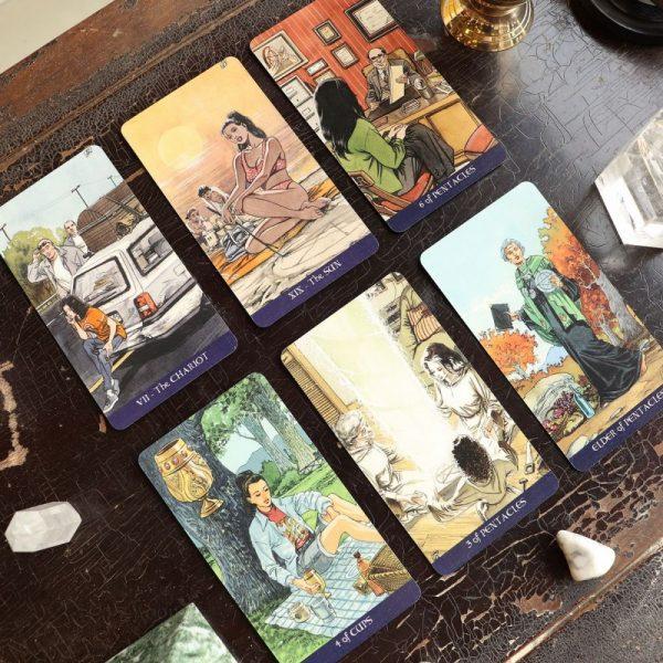 Pagan Tarot – Bookset Edition 7