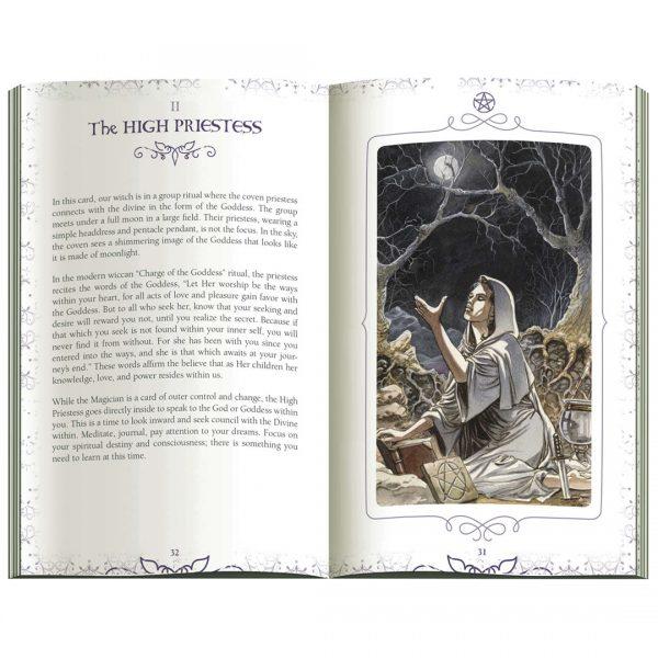Pagan Tarot – Bookset Edition 9