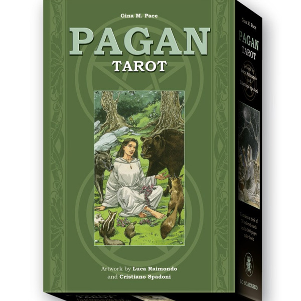 Pagan Tarot - Pocket Edition 1
