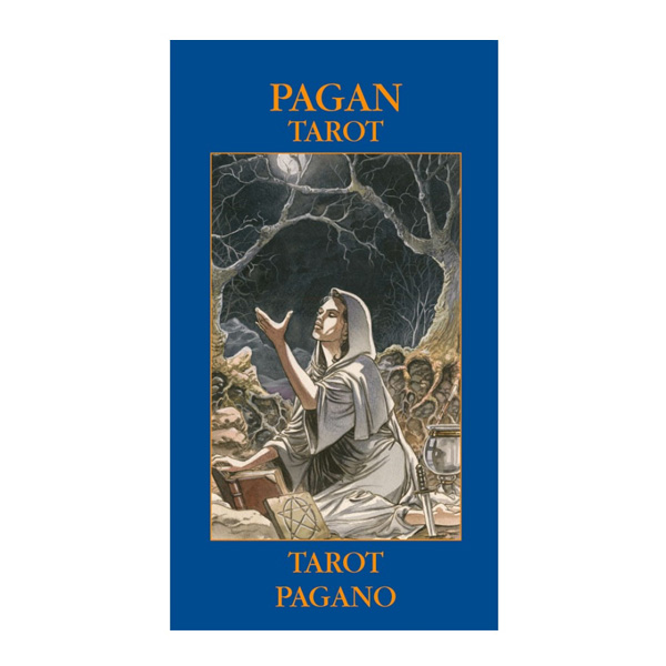 Pagan Tarot - Bookset Edition 2