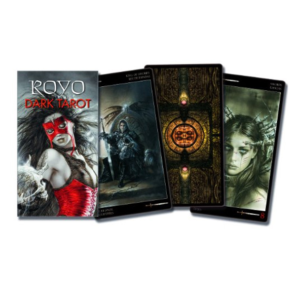 Royo Dark Tarot – Pocket Edition 1