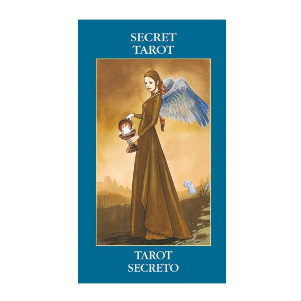 Royo Dark Tarot - Pocket Edition 1