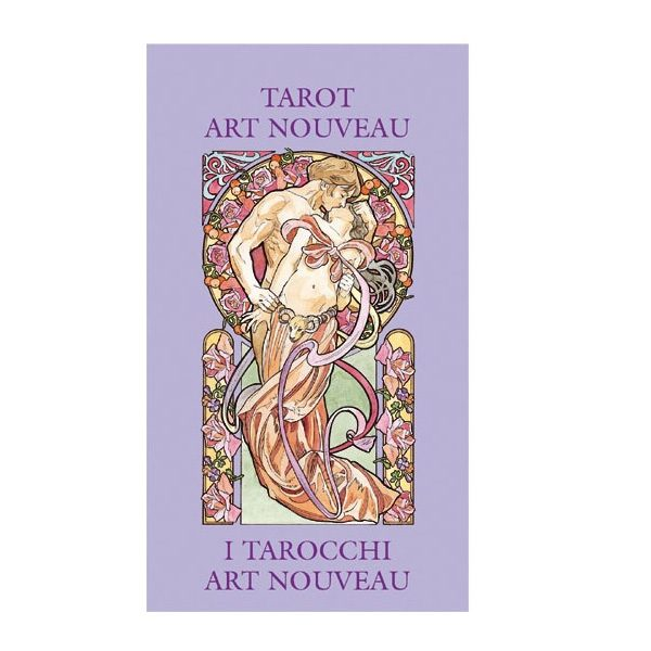 Tarot Art Nouveau – Pocket Edition