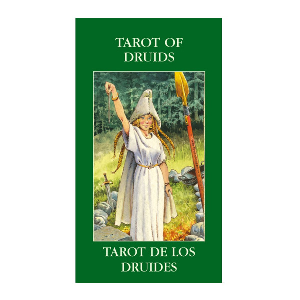 Tarot of Druids – Pocket Edition