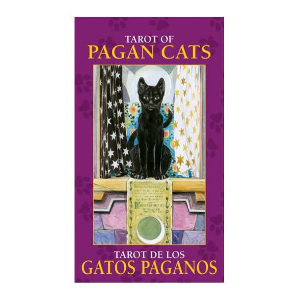 Tarot of Pagan Cats – Pocket Edition