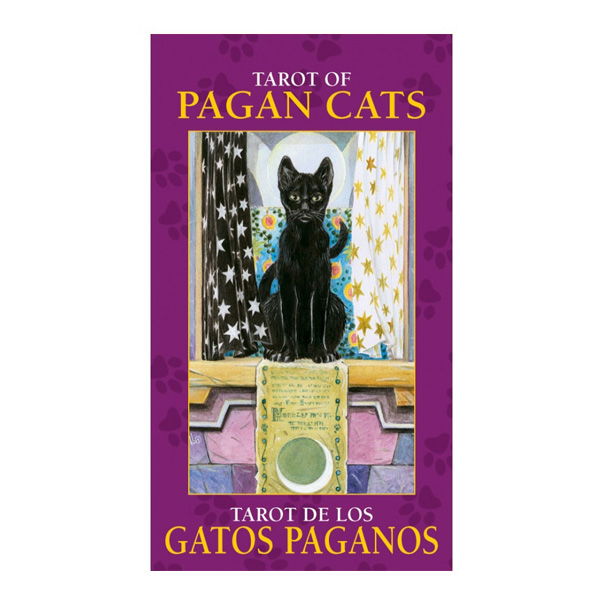 Tarot of Pagan Cats - Pocket Edition 25