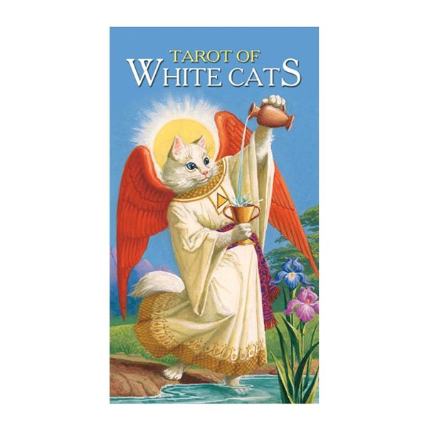 Tarot of White Cats – Pocket Edition