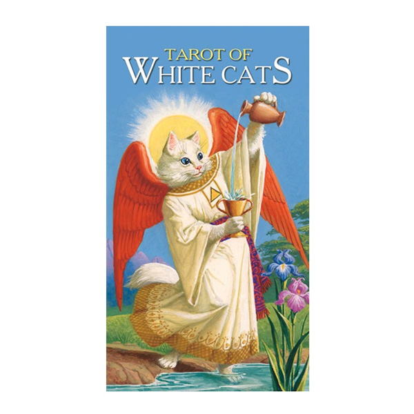 Tarot of White Cats - Pocket Edition 29