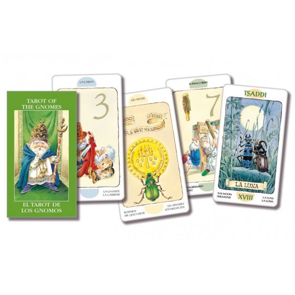 Tarot of the Gnomes – Pocket Edition 1