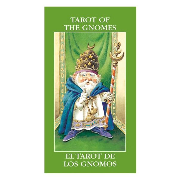 Tarot of the Gnomes - Pocket Edition 36