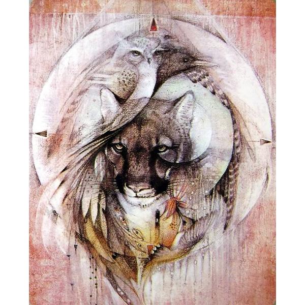 Animal Spirits Knowledge Cards 3