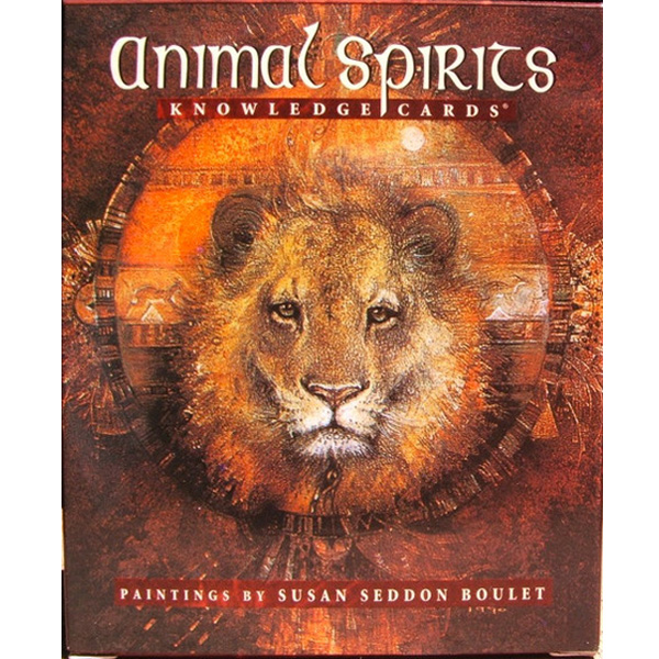 Animal Spirits Knowledge Cards 8