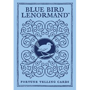 Blue Bird Lenormand 25