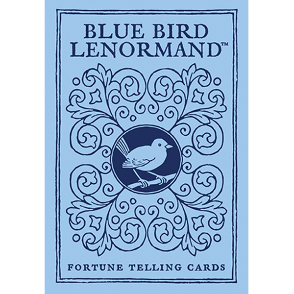 Blue Bird Lenormand 24