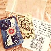 Dame Darcy Mermaid Tarot 1