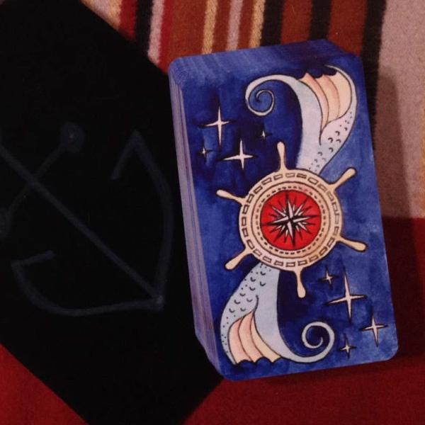 Dame Darcy Mermaid Tarot 3