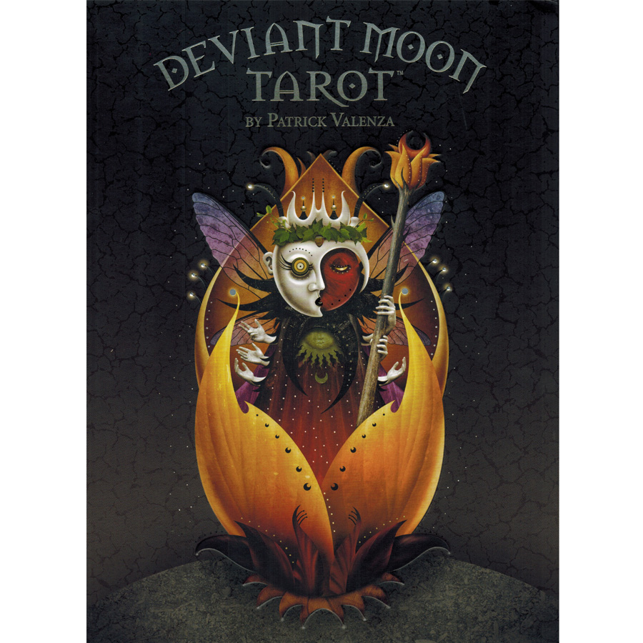 Deviant-Moon-Tarot-Book