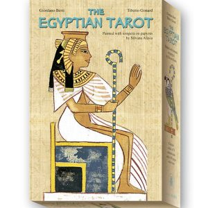 Egyptian Tarot - Bookset Edition 10