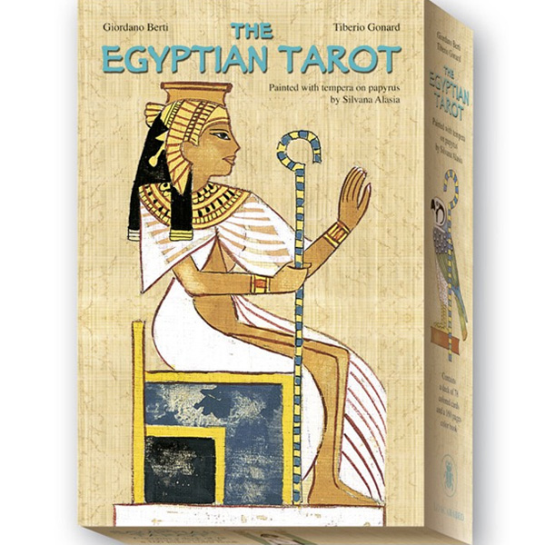 Egyptian Tarot - Bookset Edition 9