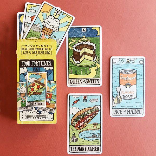 Food Fortunes 9