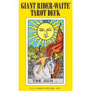 Rider-Waite Tarot - Giant Edition 27