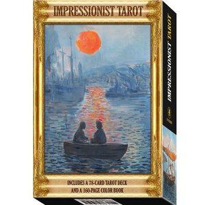 Impressionist Tarot - Bookset Edition 4
