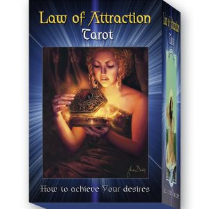 Law of Attraction Tarot - Bookset Edition 4